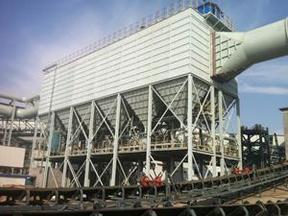 唐山钢厂也在用的长袋离线脉冲除尘器