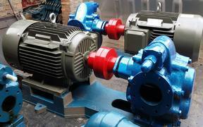 KCB齿轮油泵结构好,质量优-海涛泵业