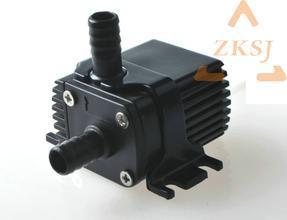 6V-12V宽电压运行小型泵扬程可达3米