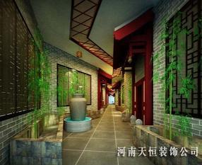 郑州茶楼装修设计要设计出茶的味道