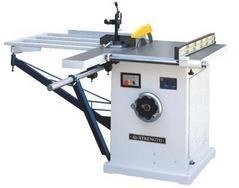 木工圆锯机万能推台摇臂圆盘锯MJ113圆锯机价格
