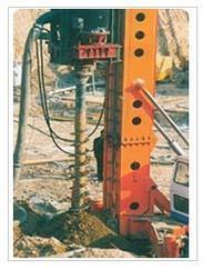 CFG系列长螺旋钻机