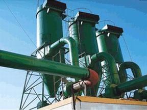 沙克龙除尘器旋风除尘器专业定制生产厂家-泊头家园