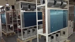 佐岛CGTZF30风冷管道式空调机