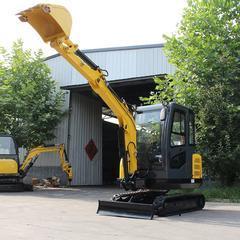 广东小型挖掘机微型小挖机厂家直销
