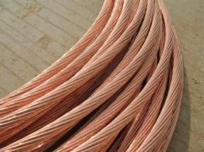 镀铜钢绞线艾力高铜包钢接地线