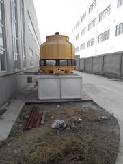 冷却塔检修