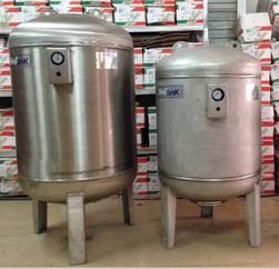 BESTANK不锈钢气压罐 304材质不锈钢抛光压力罐