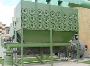 LJ-LL脉冲滤筒式除尘器