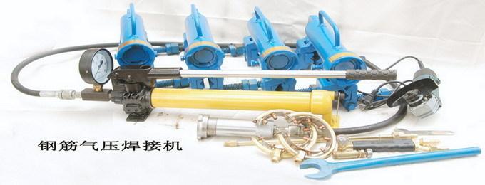 钢筋气压焊图片