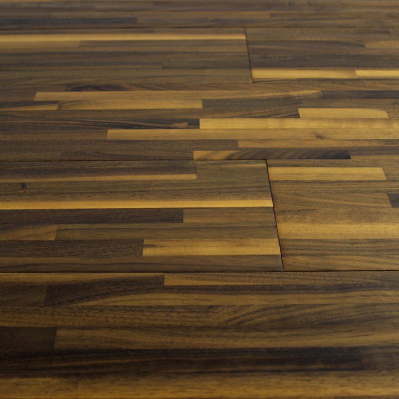 黑胡桃多层九拼木地板 室内木地板 复古风木地板