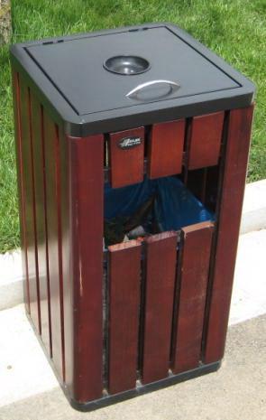 渭南休闲椅,榆林垃圾桶