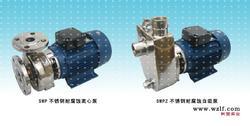 温州树盟牌耐腐蚀泵--SMP不锈钢耐腐蚀泵