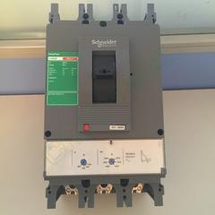 CVS630f施耐德塑壳断路器3P630A 固定式空气开关