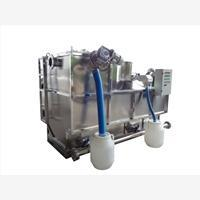 桑德思品质有保证的厨房隔油器机械设备优质可选餐饮油水处理设备