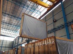 中玻蓝星在线阳光控制镀膜玻璃原片