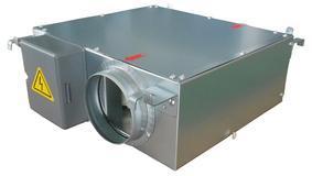 150-250风量超薄型静音型送风机