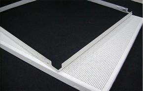 铝合金穿孔吸音板