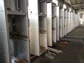 KYN28-12(铠装移开式封闭开关设备)中置柜