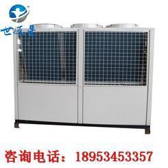 空气源热泵机组运转噪音低
