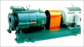 CQF型氟塑料合金磁力泵