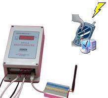 混凝土测温:定时测温记录、可短信传输数据,软件支持