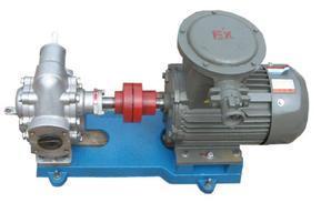 KCB型耐腐蚀不锈钢齿轮泵