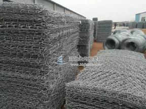 镀锌石笼网介绍