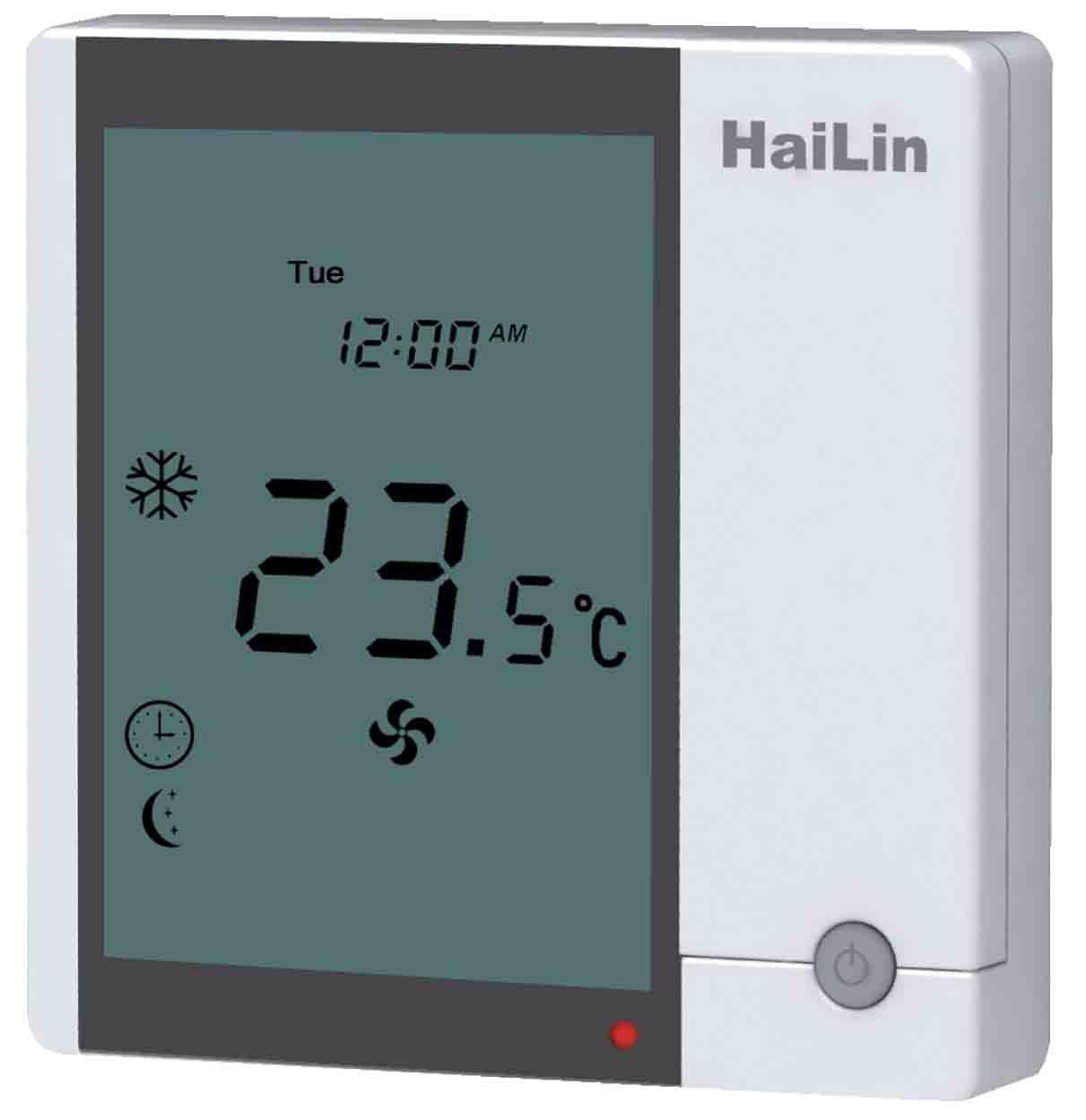 hl2010系列温控器