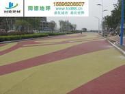 哈尔滨透水混凝土/哈尔滨透水路面/哈尔滨彩色透水混凝土艺术地坪/哈尔滨彩色透水地坪