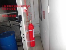 供应二氧化碳火探自动探火灭火装置