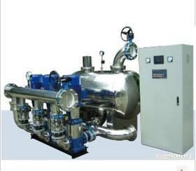山东济南全自动变频恒压供水设备