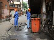 上海闵行管道疏通/疏通下水道