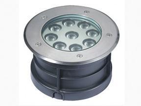 厂家供应IP67钢化玻璃LED地埋灯