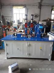 双头T形对焊机 汽车连接杆对焊环棒对焊机