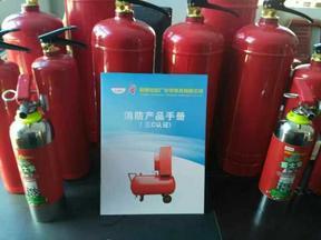 环保延广牌MSZ/6型耐寒水基灭火器