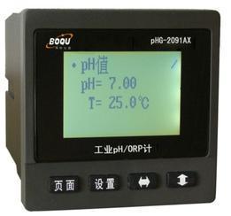 智能型工业PH/ORP计pHG-2091AX