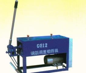 新疆西藏华信GT3-12型钢筋调直机