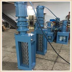 一体化泵站专用粉碎性格栅WFS700