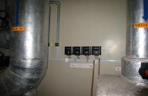 建恒HCM1158LH 空调系统能量表