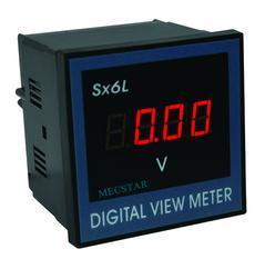 SX6L数显电压表/数显电流表