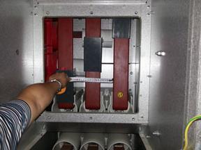 新型ABB高压柜专用母线槽
