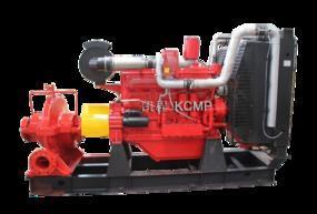 瓯北XBC-OS80-220I型柴油机中开泵