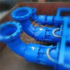 池用卧式安装潜水泵厂家