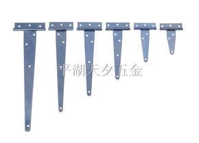 TH001 轻型T铰 三角镀锌合页 木箱 工具箱T字铰链 T hinge