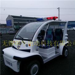 无锡4座电动巡逻车治安巡逻车销售