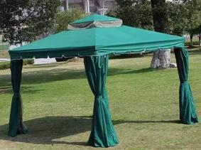 户外双边帐篷 花园凉棚 拓展销篷 车棚 罗马帐蓬 双边四柱马蓬