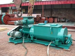 灰库设备  3×75吨气力输灰 加湿搅拌机