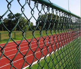 球场护栏网/围网/浸塑护栏网