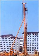 CFG液压步履式长螺旋钻机价格优惠